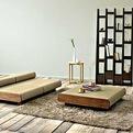 Japanese Agura Sofa by Hisae Igarashi