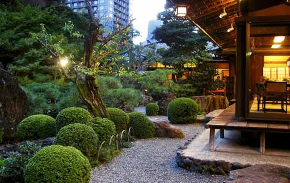 Japanese garden design for Japanese garden backyard designs