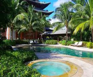 Japanese Luxury Resort in Taiwan