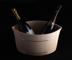 Japanese Traditional Barrel Champagne Cooler