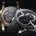 Jaquet Droz's Sports Star