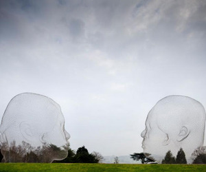 Jaume Plensa' Sculptures