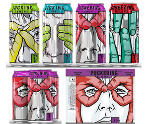 Jaw Drop Coolers In Beautifully Designed Cans
