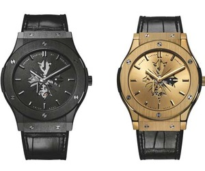 Jay Z x Hublot Shawn Carter Classic Fusion Watch