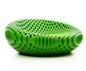 Jean Marie Massaud Truffle-Thermoplastic Chair
