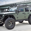 Jeep Wrangler | by CEC Wheels