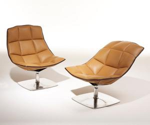 Jehs + Laub Pedestal Lounge Collection