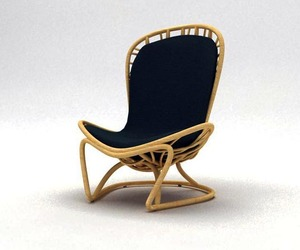 JEKATE CHAIR by Raymond Simandjuntak