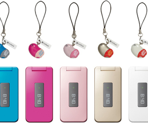 Jelly Beans Mobile Phones by Softbank