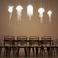 Jelly Fish Lamps | Roxy Russel Design