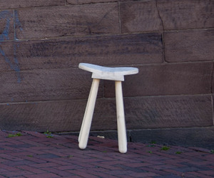 Jerry stool by Christina Xu
