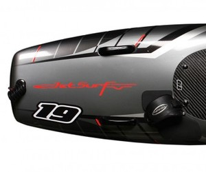 JetSurf - The Gas Powered Surf Board