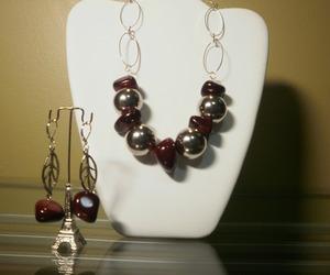 Jewelry designed by Ruth Herrera