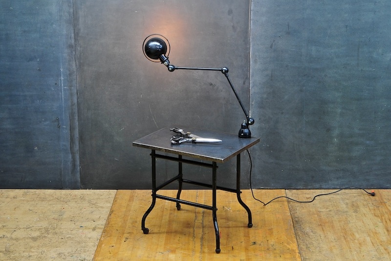 Jielde French Industrial Drafting Lamp Vintage Modern50