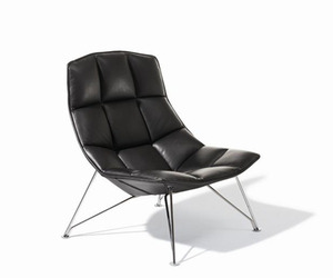 JL Quilted Lounge Chair