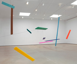 Joel Shapiro: New Installation