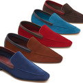 John Lobb and Paul Smith Team Up on Colorful Footwear