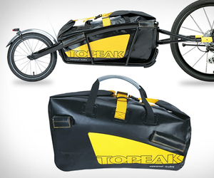 Journey Trailer and Drybag