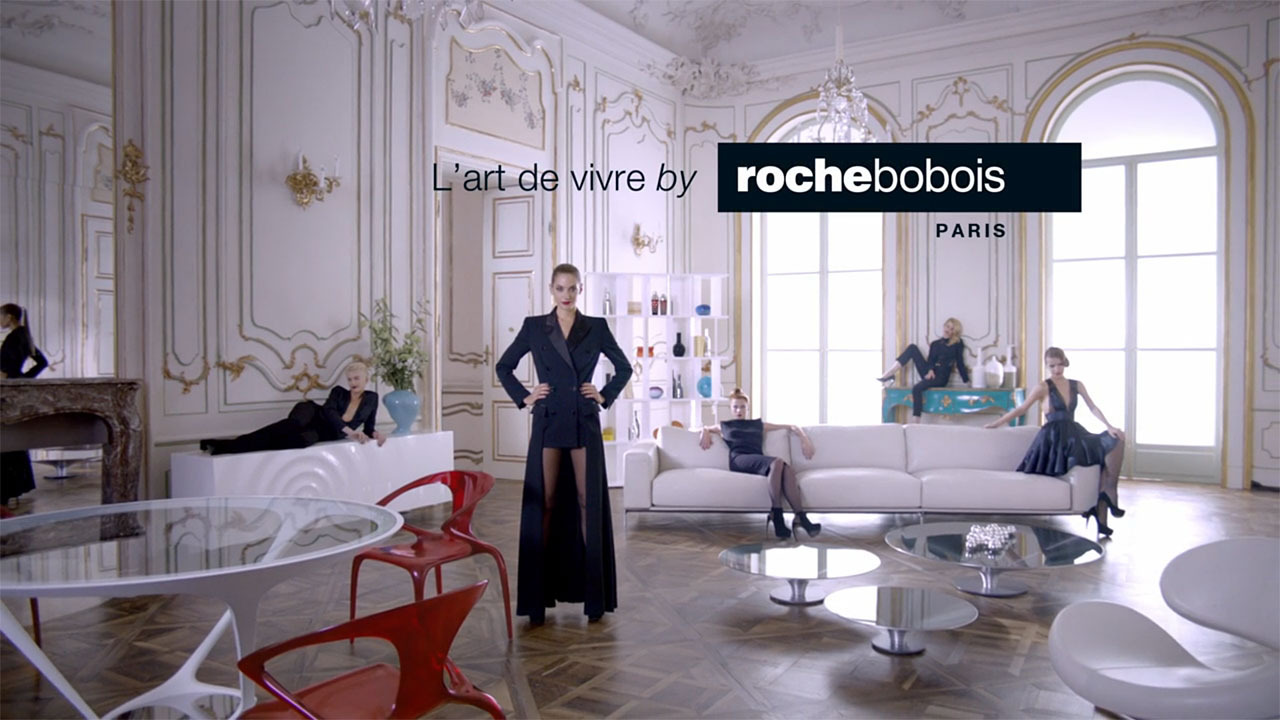 Jubilation by roche bobois - Catalogue la roche bobois ...