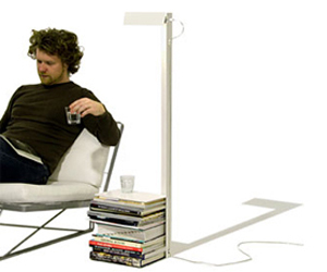 Julian Appelius reading lamp