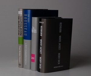 Custom Modern Book Jackets