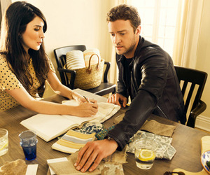 Justin Timberlake Launches Home Design Website