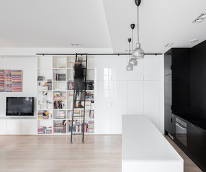 Kabinett apartment by Septembre