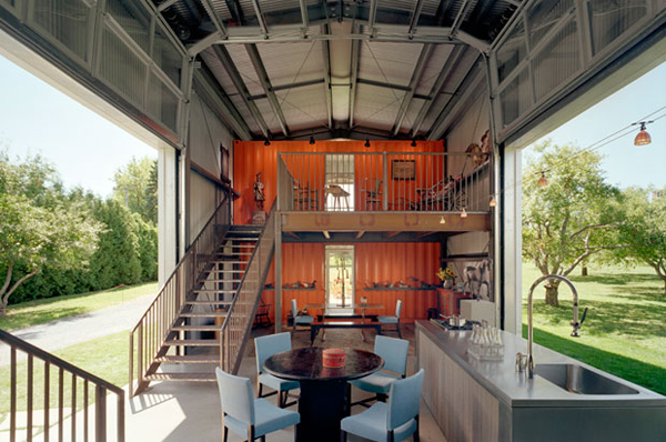 Homes From Shipping Containers Kalkin's Shipping Container Homes