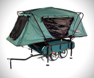 Kamp-Rite Midget Bushtrekka Pop-Up Camper
