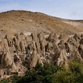 Kandovan, Iranian Village Carved in Volcanic Rocks