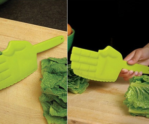 Karate Lettuce Chopper Knife