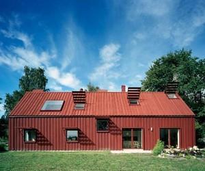 Karlsson House by Tham & Videgard