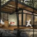 Karo Cabin: Modular, Movable, Green