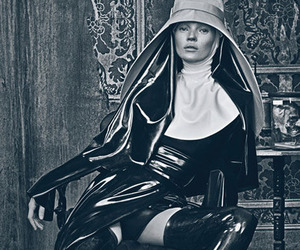 Kate Moss by Steven Klein for W Magazine