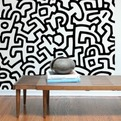 Keith Haring Pattern Wall Tiles