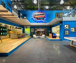 Ken Block's Hoonigan Racing Division Utah HQ
