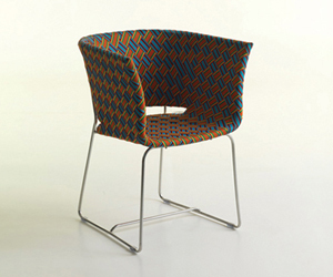 'Kente' by Philippe Bestenheider for Varaschin