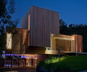 Kew 3 House by Vibe Design Group
