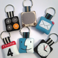 Keychain for the iPhone addicted