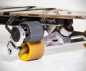 Kickr electric skateboard