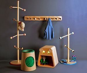 Kids' furniture by Elena Nunziata