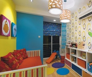 Wall Decor Ideas for Childrens Rooms