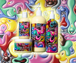 Kiehl's & Kenny Scharf For Christmas.