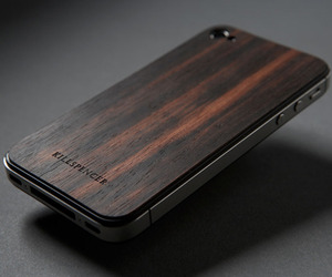Killspencer iPhone 4 Real Wood Veils