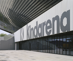 Kindarena Sports Center | Dominique Perrault Architecture