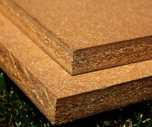 Kirei Wheatboard: clean, green MDF