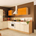 Kitchen At Low Price Still Has Beautiful Looks And Design