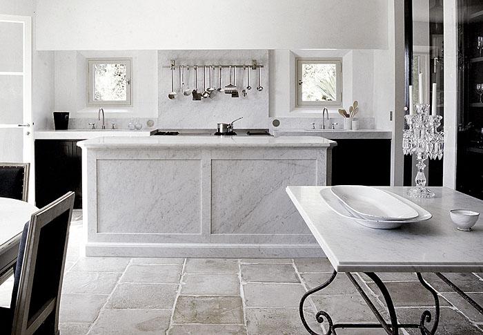 kitchen by joseph dirand. Black Bedroom Furniture Sets. Home Design Ideas