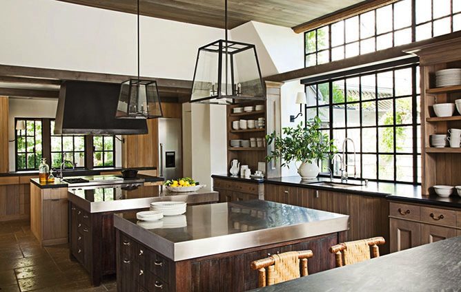 Kitchen by mcalpine tankersley for California style kitchen
