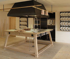 Kitchen by Nils Holger Moormann